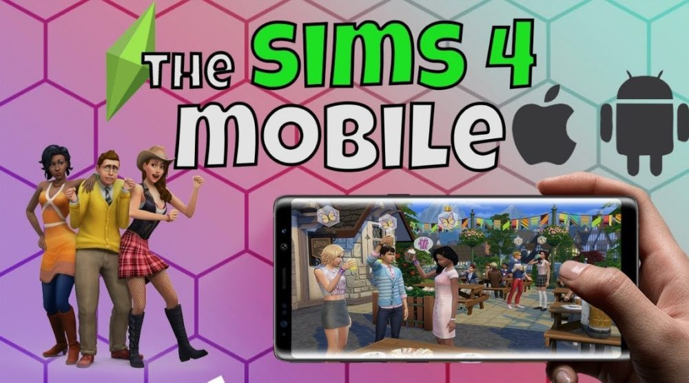 sims 4 apk android